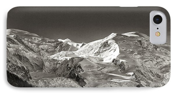 Mont Blanc Group Phone Case by Juergen Klust