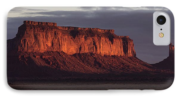 Monument Valley Sunrise IPhone Case