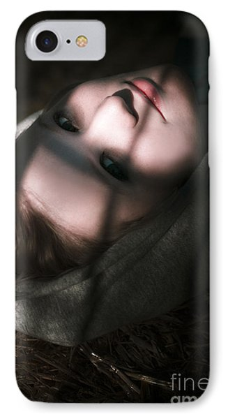 Moon Lit Face IPhone Case by Jorgo Photography - Wall Art Gallery