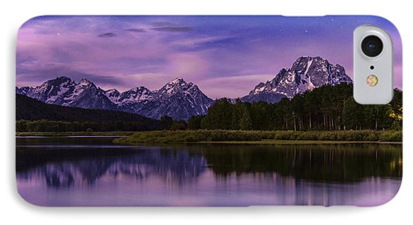Moonlight Bend IPhone Case by Chad Dutson