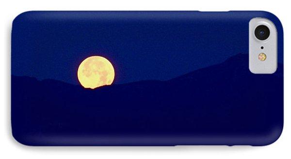 Moonset Phone Case by Rona Black