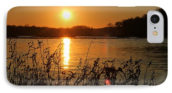 IPhone Case featuring the photograph Morning Calm  by Everett Houser