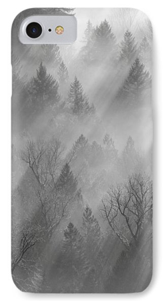 Morning Light -vertical IPhone Case by Lori Grimmett