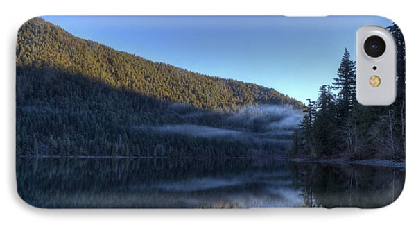 Morning Mist IPhone Case by Randy Hall
