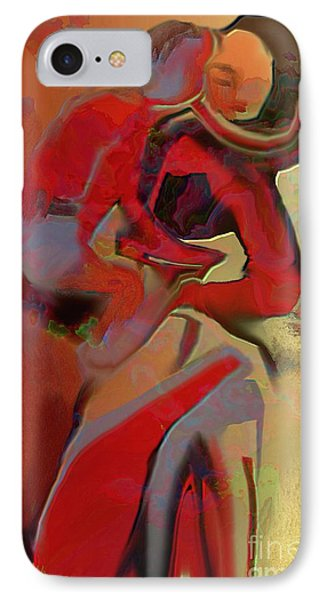 Mother And Child Phone Case by Nedunseralathan R