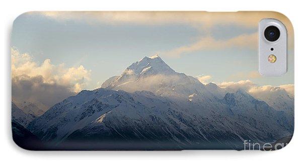 Mount Cook New Zeland Phone Case by Tim Hester