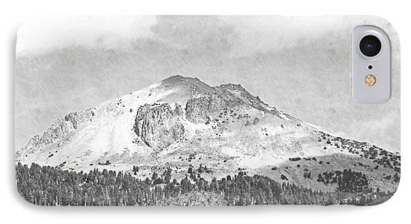Mount Lassen Phone Case by Frank Wilson
