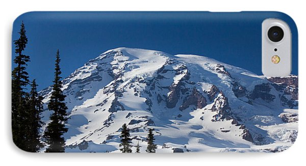 Mount Ranier IPhone Case