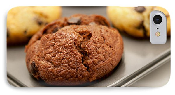 IPhone Case featuring the photograph Muffins by Fabrizio Troiani