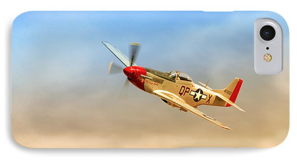 Mustang P51 Phone Case by Johan Combrink