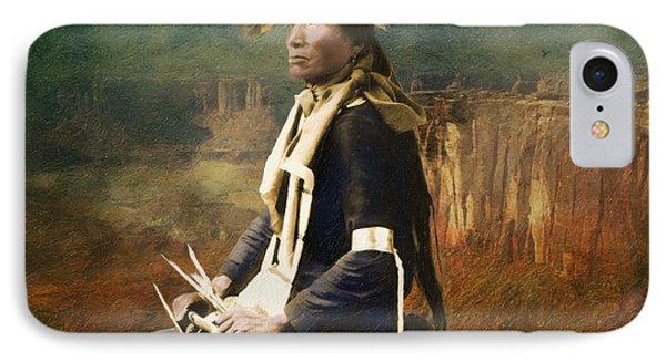 Native Honor Phone Case by Lianne Schneider