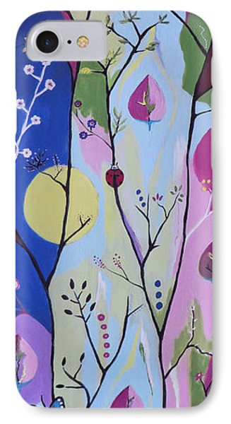 IPhone Case featuring the painting Nature's Bounty by Kathleen Sartoris