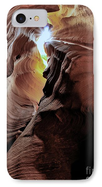 Natures Sculpture Phone Case by Jim Chamberlain