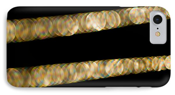 IPhone Case featuring the photograph Necklace Abstract by Crystal Hoeveler