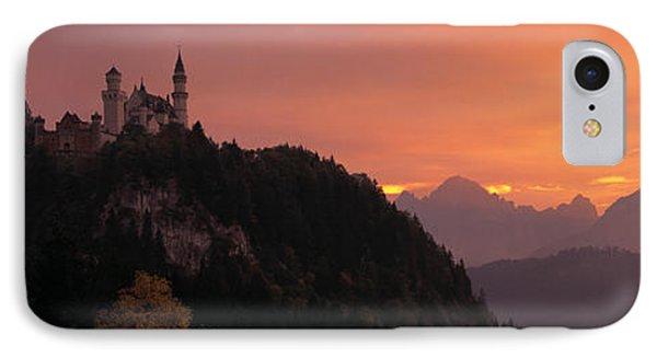 Neuschwanstein Palace Bavaria Germany IPhone Case