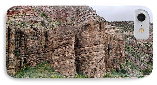 Nevada Desert IPhone Case by Ted Pollard
