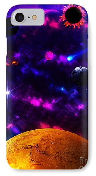 New Life  IPhone Case by Naomi Burgess