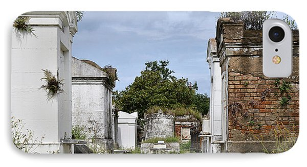 New Orleans Lafayette Cemetery IPhone Case