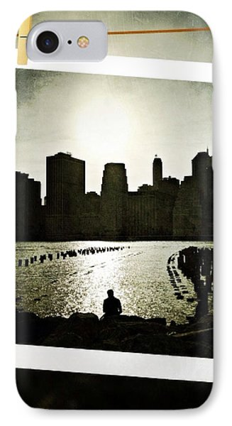 New York In June IPhone Case by Natasha Marco