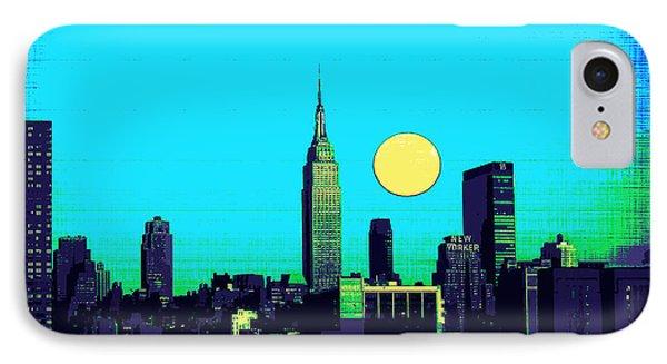 New York Skyline  IPhone Case