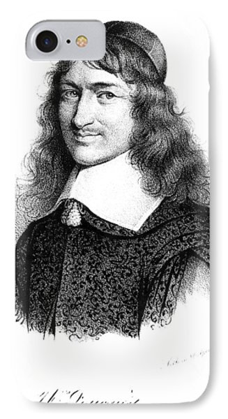 Nicolas Fouquet (1615-1680) IPhone Case by Granger