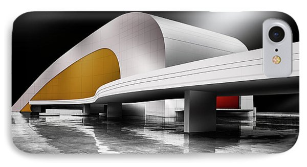 Niemeyer Center (avila?s, Spain) IPhone Case