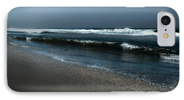 Night Beach  Phone Case by Artist and Photographer Laura Wrede