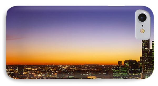 Night Chicago Il Usa IPhone Case by Panoramic Images