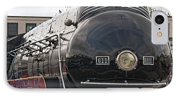 Norfolk And Western Class J 611 IPhone Case by John Black