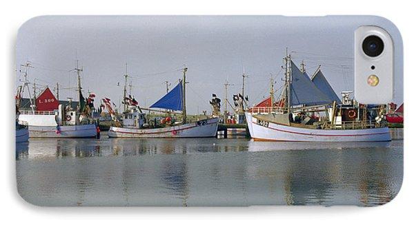 North Sea Fishing IPhone Case