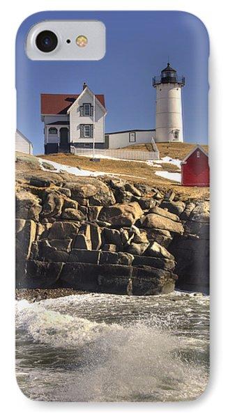 Nubble Lighthouse 3 IPhone Case