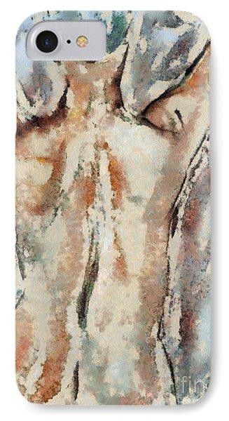 Nude Figure IPhone Case