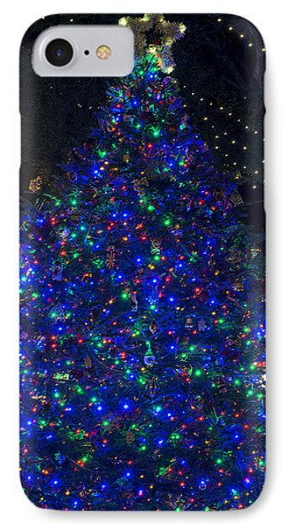O Christmas Tree IPhone Case by Kenneth Albin