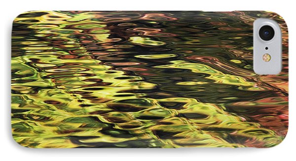 Oak And Maple Trees Reflections In Phone Case by Thomas Kitchin & Victoria Hurst