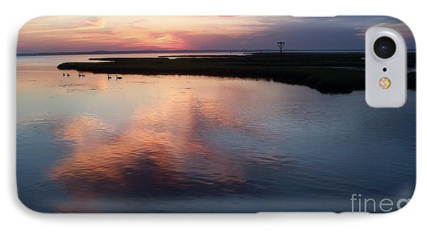 Ocean City Md  IPhone Case by Eric  Schiabor