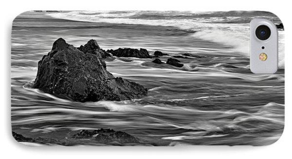 Ocean Current IPhone Case by Leland D Howard