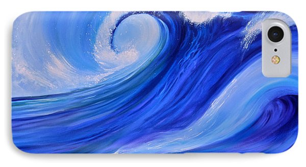 Ocean Emotion #1 IPhone Case