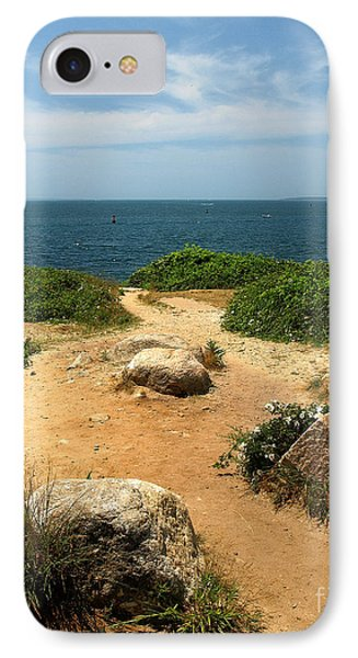 Ocean View IPhone Case by Raymond Earley