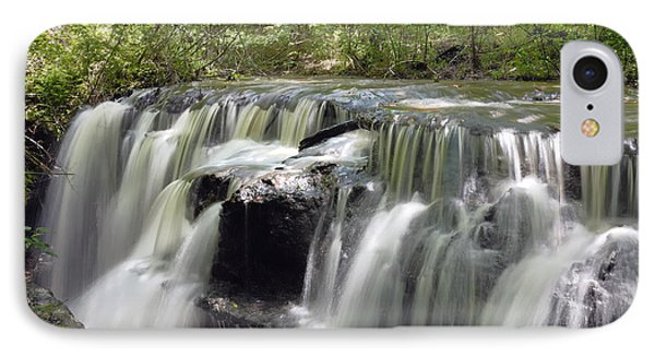 Odom Creek Waterfall Georgia IPhone Case