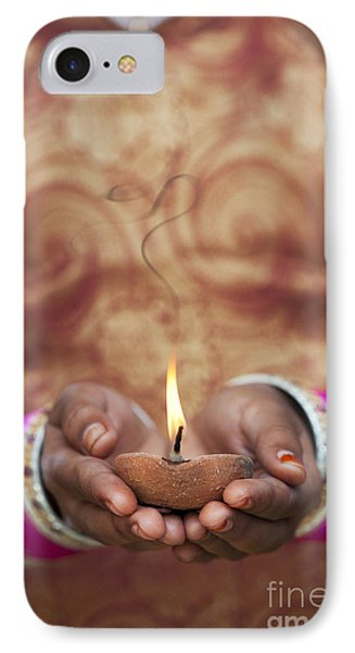 Offering The Light IPhone Case