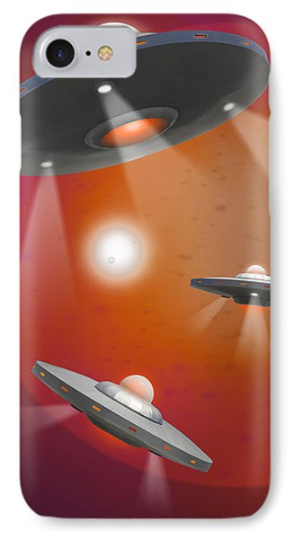 Oh - I Believe 5 IPhone Case by Mike McGlothlen