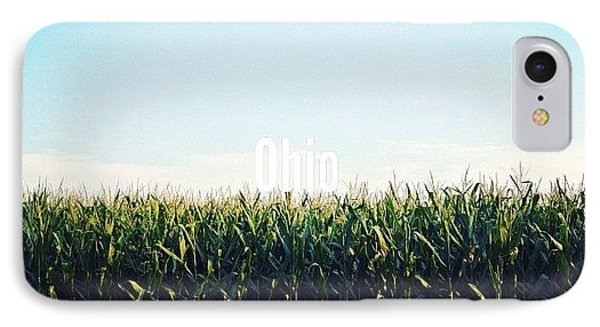 Ohio IPhone Case by Natasha Marco