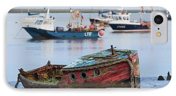 Old Boat Phone Case by Svetlana Sewell