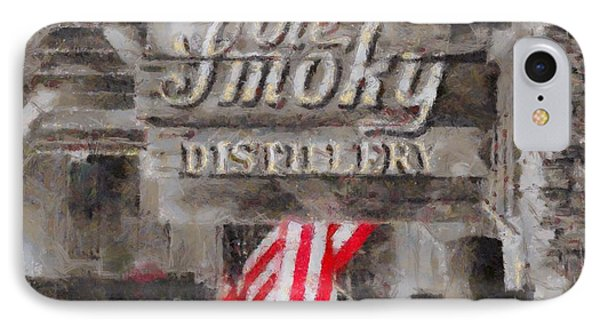 Ole Smoky Distillery IPhone Case by Dan Sproul
