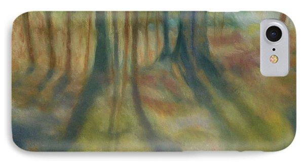 On Mossy Ground II IPhone Case by Shirley Moravec