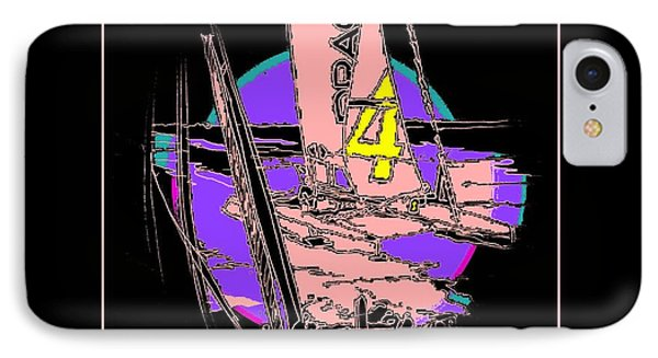 On The Bay 1 IPhone Case by Andrew Drozdowicz