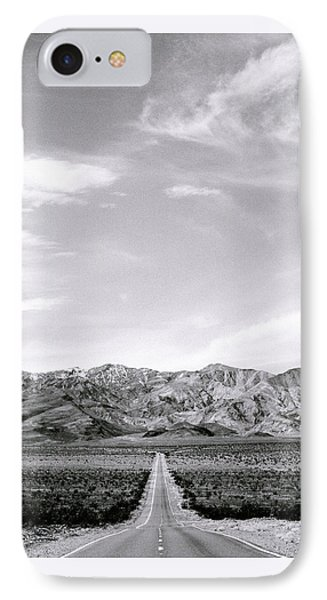 On The Road IPhone Case by Shaun Higson