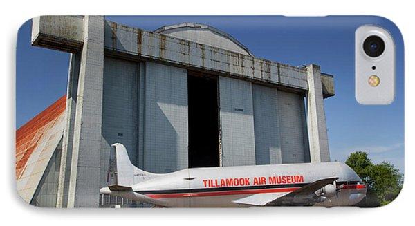 Or, Tillamook, Tillamook Air Museum IPhone Case