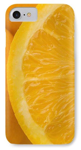 Oranges Phone Case by Darren Greenwood