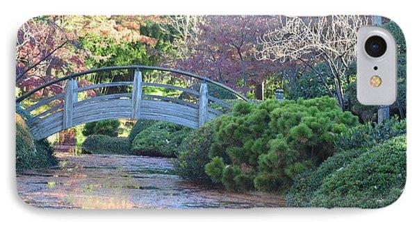 Oriental Bridge 2 IPhone Case